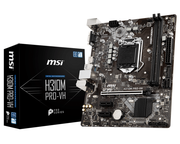 MSI H310M PRO-VH Motherboard